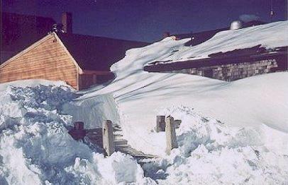 Blizzard of '78: Roadhouse restaurant